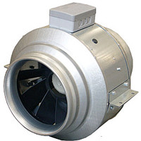 Systemair KD 400 XL3 Circular duct fan [1302]