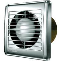 Blauberg Ventilatoren Aero Chrome 125