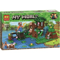 Bela My World 10961 Тренировка