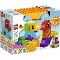 LEGO 10554 Creative Play Toddler Build and Pull Along