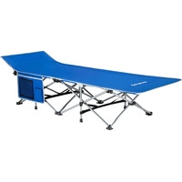 KingCamp Bed Folding KC8005 (синий)