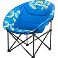 KingCamp Comfort Moon Chair L KC3816 (зеленая пальма)