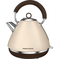 Morphy Richards Accents Sand Traditional Kettle 102101