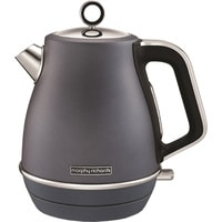 Morphy Richards Evoke Steel Blue Jug Kettle 104402