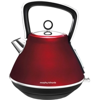 Morphy Richards Evoke Red Pyramid Kettle 100108