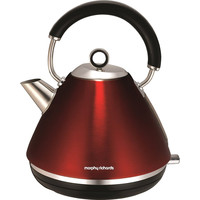 Morphy Richards Accents Traditional Kettle Red (102004)