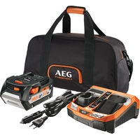 AEG Powertools SET L1850BLK 4932451629 (18В/5.0 а*ч)