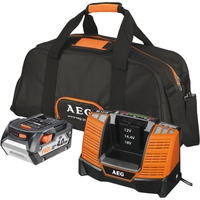 AEG Powertools SET L1840BL 4932430359 (18В/4 Ah + 12-18В)