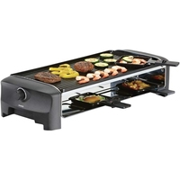 Princess 162840 Raclette 8 Grill and Teppanyaki Party