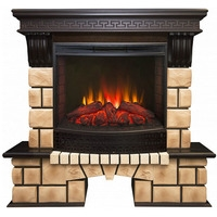 RealFlame Stone Brick FS25/25.5 + Evrica 25.5