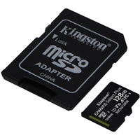 Kingston Canvas Select Plus microSDXC 128GB (с адаптером) Image #2
