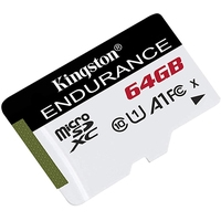 Kingston High Endurance microSDXC 64GB Image #2