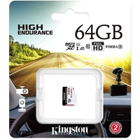 Kingston High Endurance microSDXC 64GB Image #3
