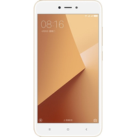 Xiaomi Redmi Note 5A 2GB/16GB (золотистый) Image #1