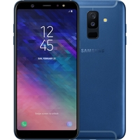 Samsung Galaxy A6+ (2018) 3GB/32GB (синий)