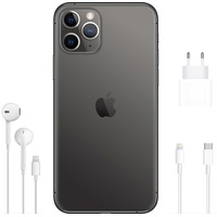 Apple iPhone 11 Pro Max 64GB Dual SIM (серый космос) Image #4