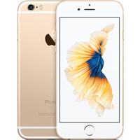 Apple iPhone 6s 128GB Gold Image #2