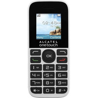 Alcatel One Touch 1016D White Image #1