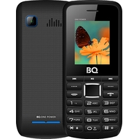 BQ-Mobile BQ-1846 One Power (черный/синий) Image #1