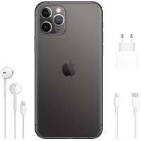Apple iPhone 11 Pro 64GB Dual SIM (серый космос) Image #4