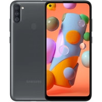 Samsung Galaxy A11 SM-A115F/DS 2GB/32GB (черный)
