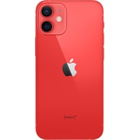 Apple iPhone 12 mini 64GB (PRODUCT)RED Image #3