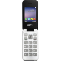Alcatel One Touch 2051D White Image #3
