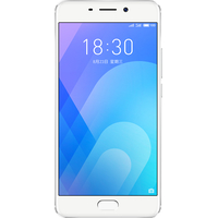MEIZU M6 Note 3GB/16GB (серебристый)