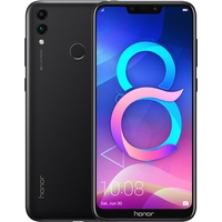 HONOR 8C 3GB/32GB BKK-L21 (черный)