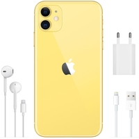 Apple iPhone 11 64GB (желтый) Image #5