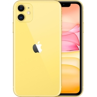 Apple iPhone 11 64GB (желтый) Image #4