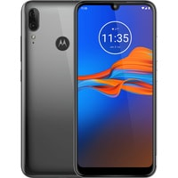 Motorola E6 Plus XT2025-2 2GB/32GB (графит)