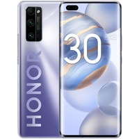 HONOR 30 Pro+ EBG-AN10 8GB/256GB (титановый серебристый) Image #1