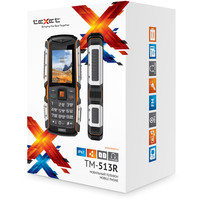 TeXet TM-513R Black/Orange Image #6