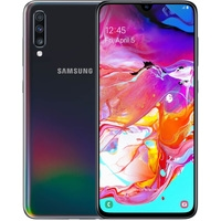 Samsung Galaxy A70 6GB/128GB (черный) Image #1