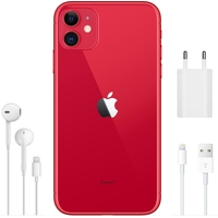Apple iPhone 11 128GB (PRODUCT)RED™ Image #5