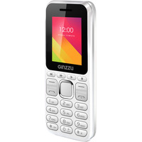 Ginzzu M102 Dual mini White