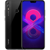 Honor 8X 4GB/64GB JSN-L21 (черный)