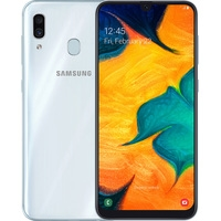 Samsung Galaxy A30 3GB/32GB (белый)