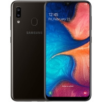 Samsung Galaxy A20 3GB/32GB (черный) Image #1