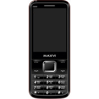 Maxvi X800 Black/Red