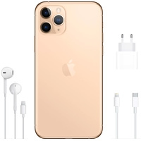 Apple iPhone 11 Pro Max 64GB (золотистый) Image #3