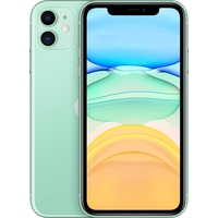 Apple iPhone 11 128GB Dual SIM (зеленый) Image #1