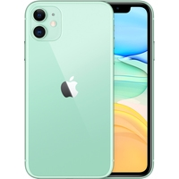 Apple iPhone 11 128GB Dual SIM (зеленый) Image #4