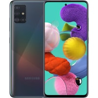 Samsung Galaxy A51 SM-A515F/DS 4GB/64GB (черный) Image #1