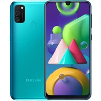 Samsung Galaxy M21 SM-M215F/DS 4GB/64GB (бирюзовый)