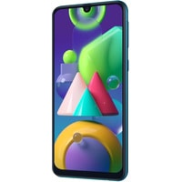 Samsung Galaxy M21 SM-M215F/DS 4GB/64GB (бирюзовый) Image #6