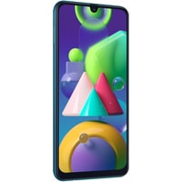 Samsung Galaxy M21 SM-M215F/DS 4GB/64GB (бирюзовый) Image #7