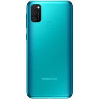 Samsung Galaxy M21 SM-M215F/DS 4GB/64GB (бирюзовый) Image #3