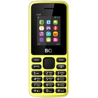 BQ-Mobile Step Yellow [BQM-1830]
